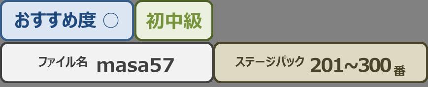 Masa57bar