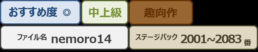 Nemoro14bar